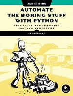 Python Books recommendations - Automate the boring stuff with Python