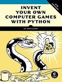 Python Book recommendations- Computer Games with Python