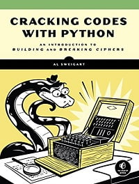 Python Books - Cracking codes with Python