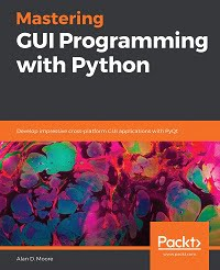 Books recommendation - GUI Programming with Python